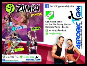 folleto aerobic nuevo