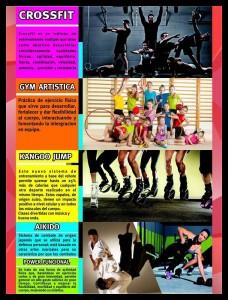 folleto aeroobic nuevo